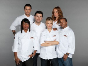 Camille Ford and the New Culinary Cuties on WannabeTVchef.com