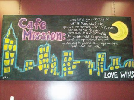 Mars Hill Café Mission