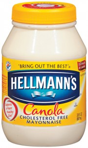 Hellmann's Canola Mayo from amazon.com