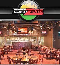 ESPN Zone Closing