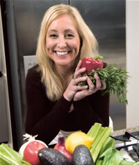 Susan Irby on Wannabe TV Chef