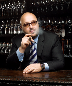 Joe Bastianich on WannabeTVchef.com