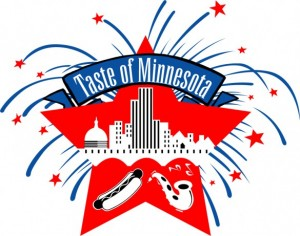 Taste of Minnesota 2010 on WannabeTVchef.com