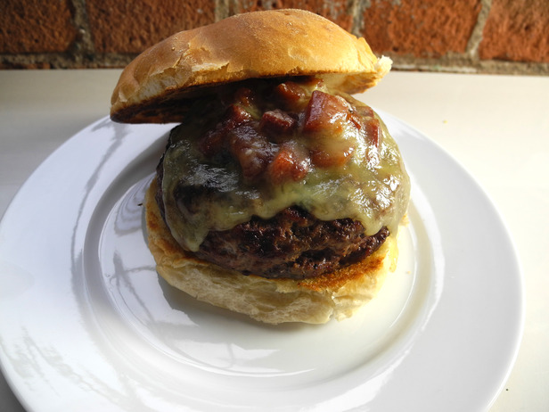 Cooking Channel Burger Pic