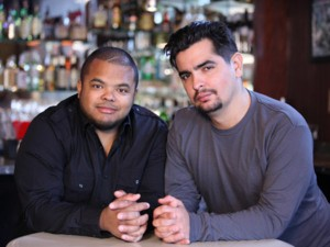 Aarón Sanchez and Roger Mooking of Heat Seekers