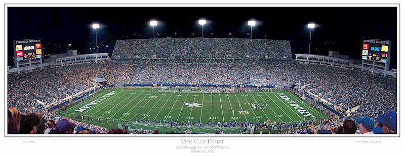 Commonwealth Stadium UK