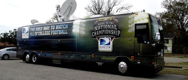 ESPN Bus