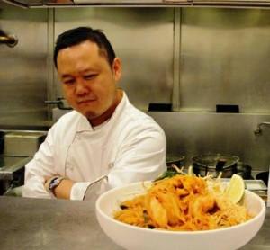 Jet Tila Iron Chef