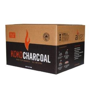 Koko Charcoal by aFire