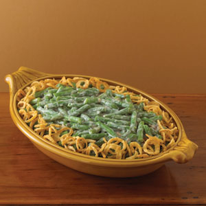 campbells green bean casserole l Part 7: Chef de Casserole