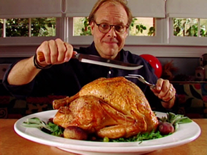 Alton Brown host Thanksgiving Live