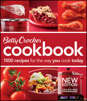 Betty Crocker Cookbook, 11th Edition