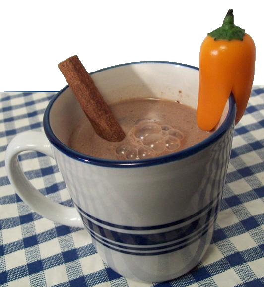 aztechotchocolate1 Going Coastal Recipe: Aztec Hot Chocolate