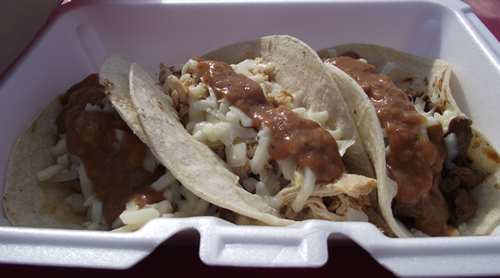 Review: The Cruzin Taco