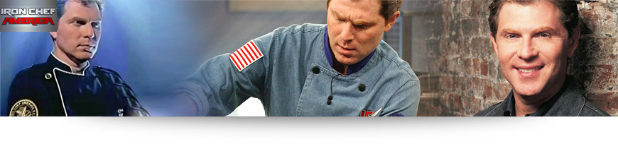 Iron Chef Bobby Flay