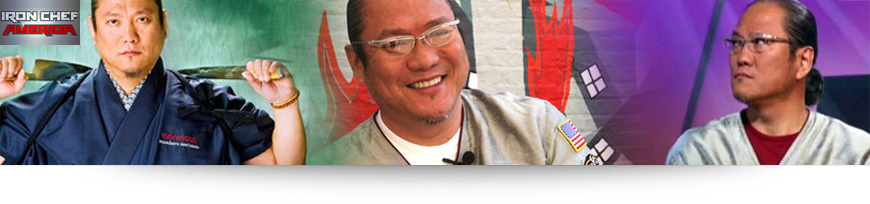 Masaharu Morimoto ICA: Morimoto vs. Bogle