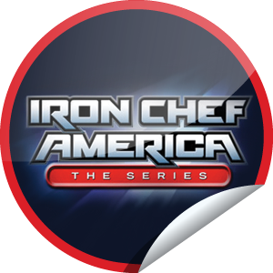 iron chef america sticker ICA: Morimoto vs Cora vs Symon