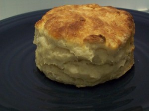 Healthy Southern Biscuits